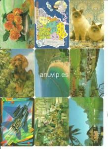 Calendarios de bolsillo por series, casas, temas..
