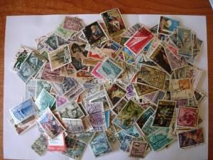 Sellos usados de España por lotes