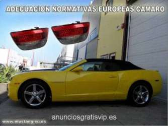 CAMARO EUROPEO KIT 05-13